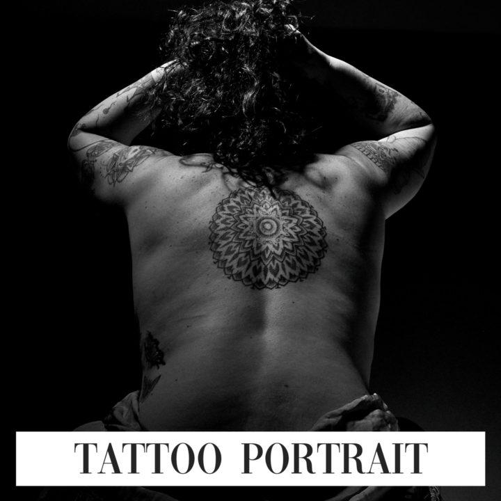 Tattoo Portrait Project